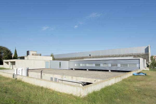 Integració de l'ampliació al conjunt hospitalari